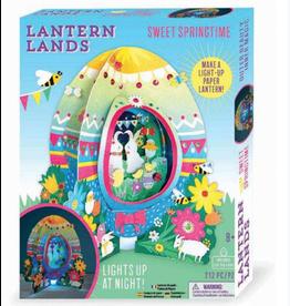 Bright Stripes Lantern Lands - Sweet Springtime 8+