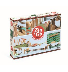 Djeco Zig & Go Big Boum Wall 48 pcs