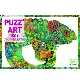 Djeco Djeco Puzz' Art Chameleon