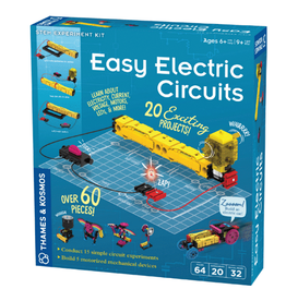 Thames & Kosmos Easy Electric Circuits 8+
