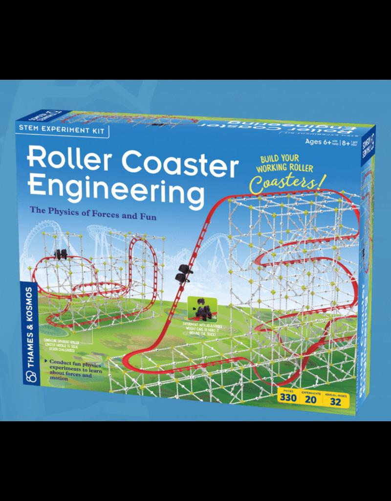 Thames & Kosmos Roller Coaster Engineering 6+