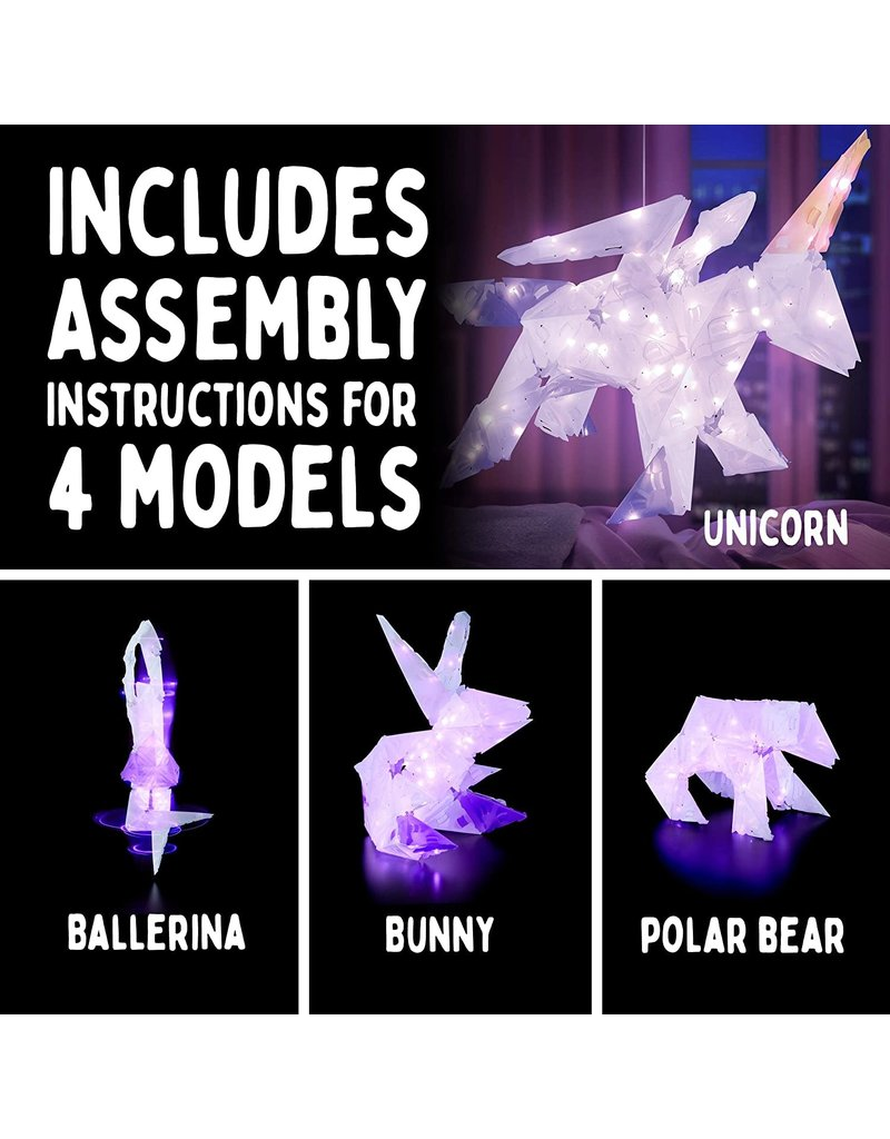 Creatto Creatto: Sparkle Unicorn & Friends 8+