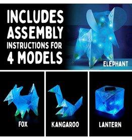 Thames & Kosmos Creatto: Moonlight Elephant Safari 8+