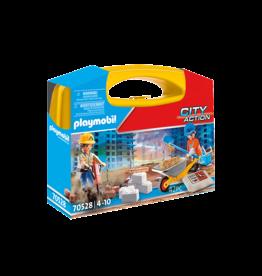 Playmobil Playmobil Carry Case Construction Site 4+