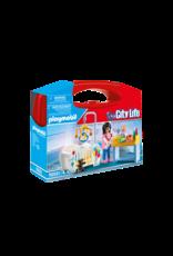Playmobil Playmobil Carry Case - Small Nursery 4+