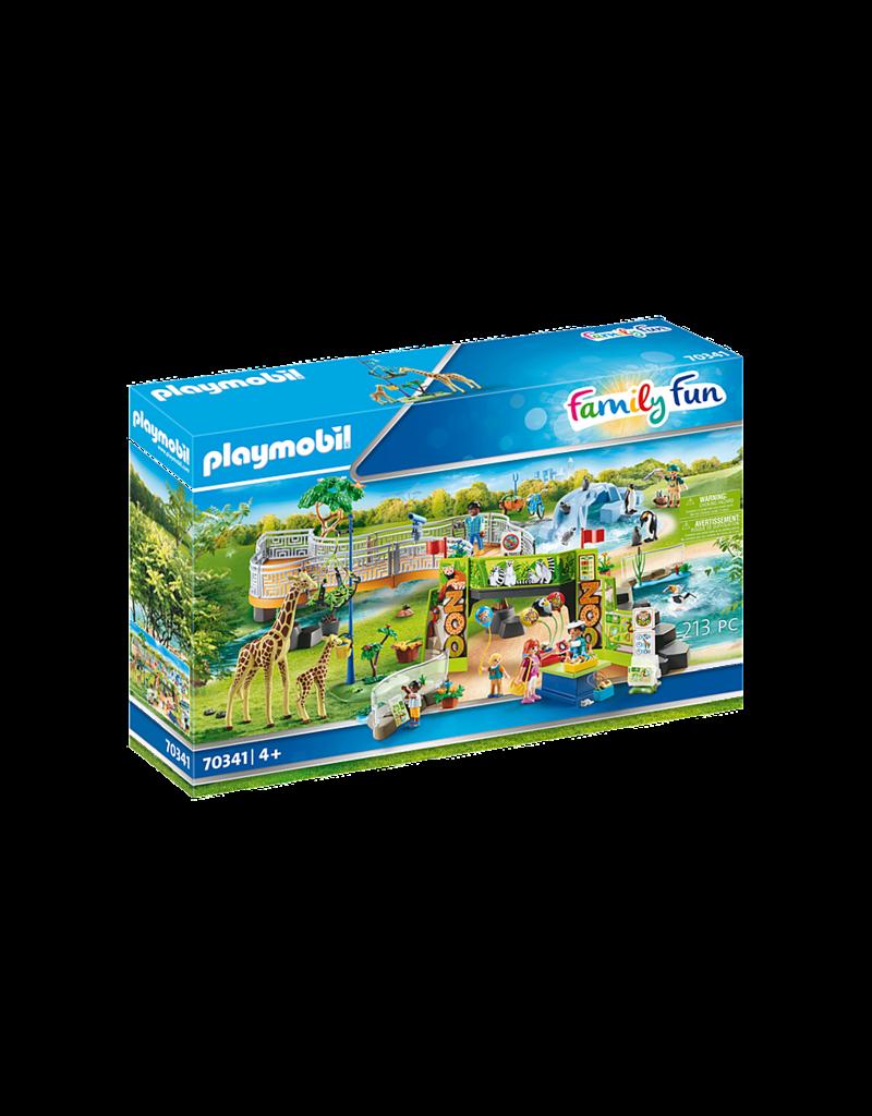 Playmobil Large City Zoo 4+