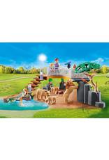 Playmobil Outdoor Lion Enclosure 4+
