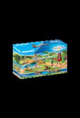 Playmobil Petting Zoo 4+