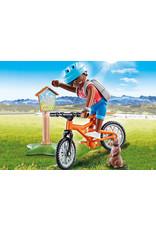 Playmobil Mountain Biker 4+