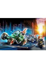 Playmobil Police Go-Kart Escape 4+