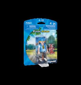 Playmobil Playmo-Friends Boy with RC Car 4+