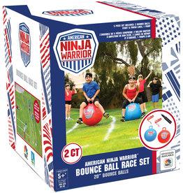 B4 Adventure American Ninja Warrior Bounce Ball Race Set