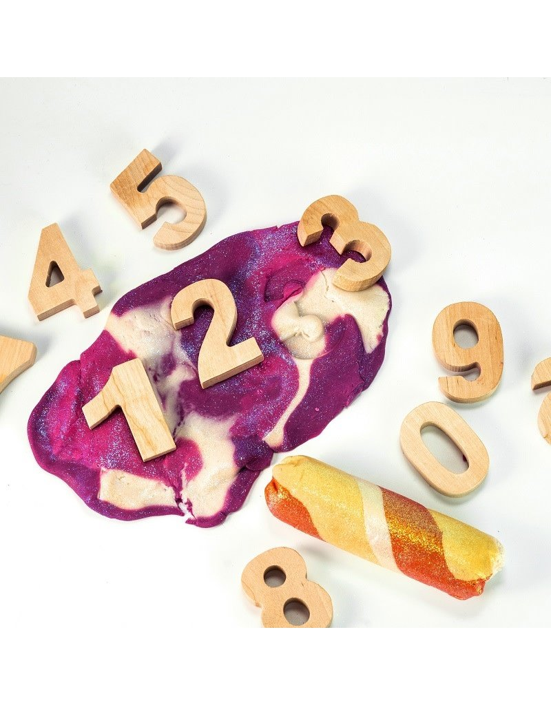 Land of Dough Land of Dough Learning Numbers Kit