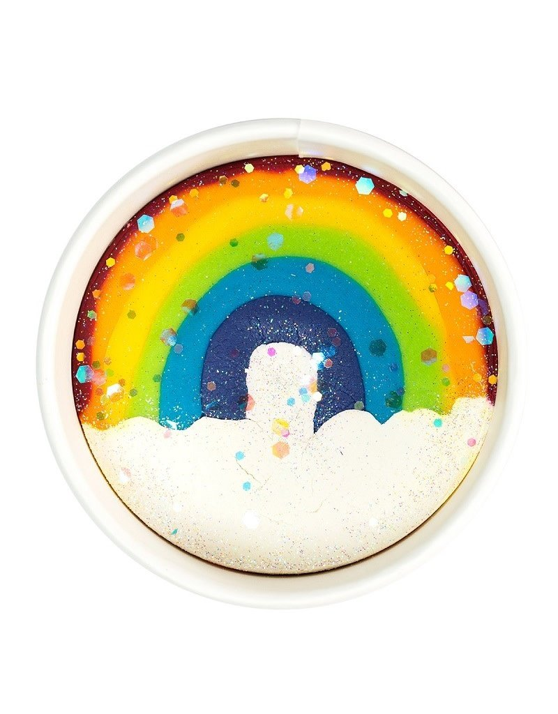 Land of Dough Over the Rainbow Large Luxe Scoop 7 oz