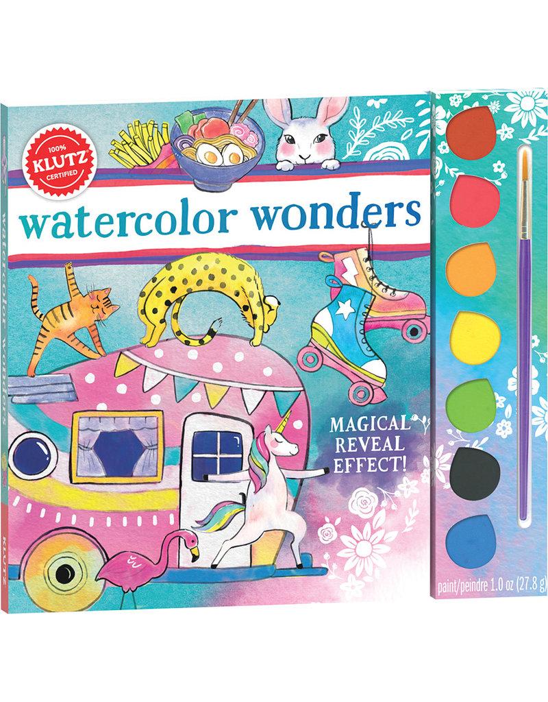 Watercolor Wonders