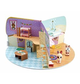 Fuzzikins 4+ Cottage
