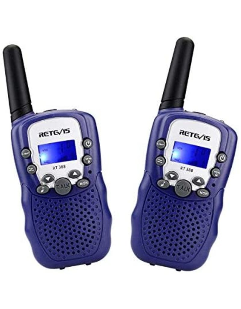 Retevis Kids Walkie Talkie with Flashlight 5+