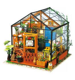 Hands Craft DIY Miniature: Cathy's Flower House