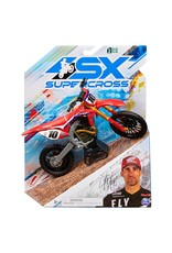 Supercross Replica with Display Stand 5+