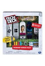 Tech Deck Sk8 Shop Bonus Pack 6+