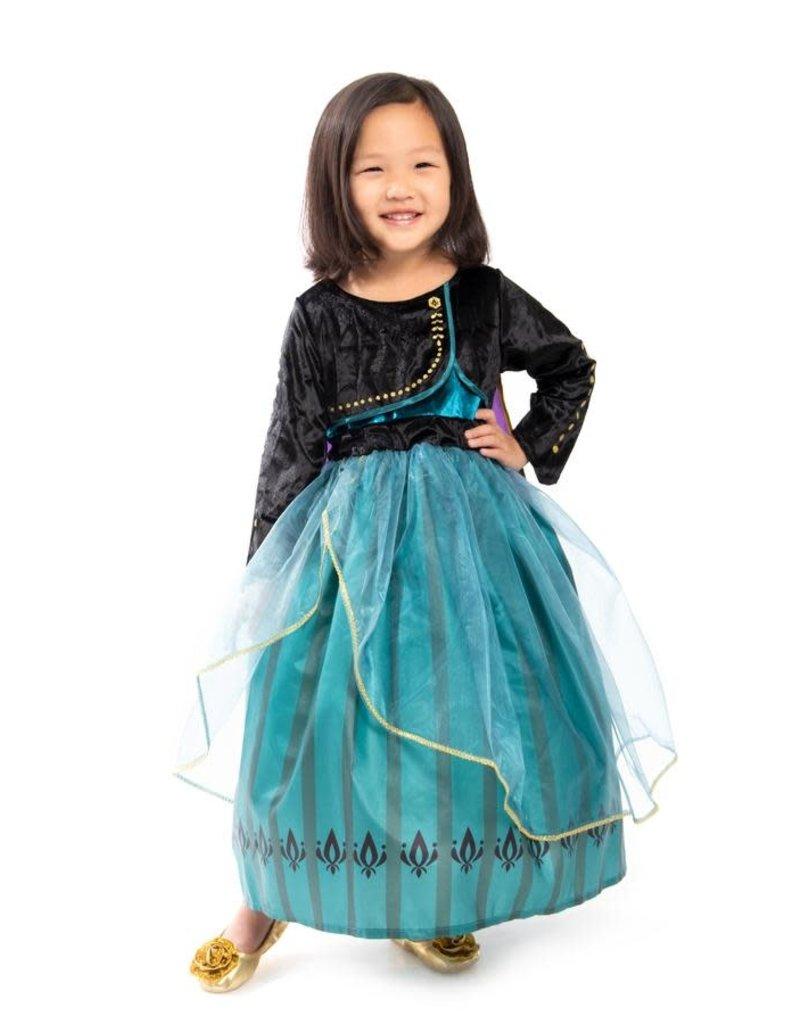 Little Adventures Deluxe Alpine Coronation Dress