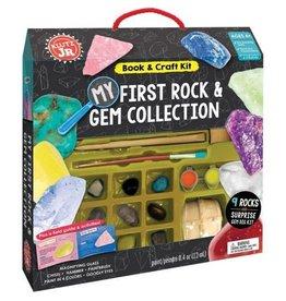 Klutz Klutz Jr Rock and Gem Collection 4+