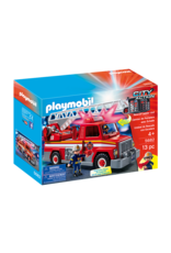 Playmobil Playmobil Rescue Ladder Unit 4+
