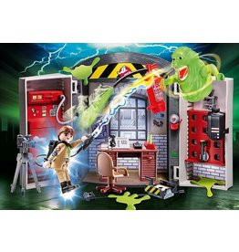 Playmobil Ghostbusters Play Box 4+