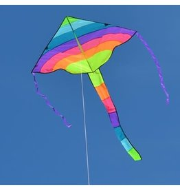 "In The Breeze Fly Hi Kites Neon 45"" x 82""   6+"