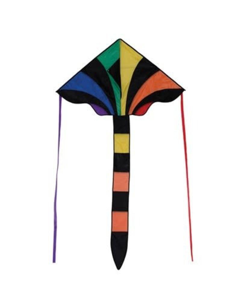"In The Breeze Fly Hi Kite Rainbow Sparkler  46"" x 76""    6+"