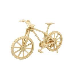Bicycle Wooden Puzzle