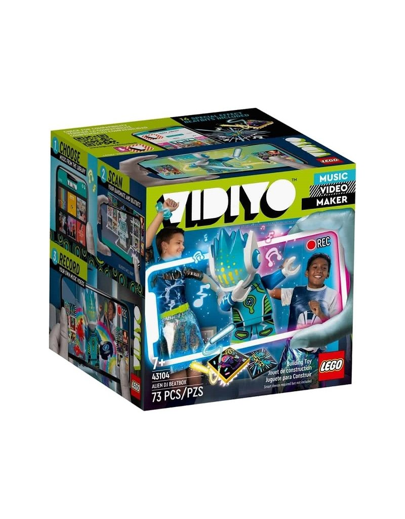 LEGO LEGO Alien DJ BeatBox 7+