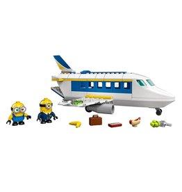 LEGO Minion Pilot in Training 4+