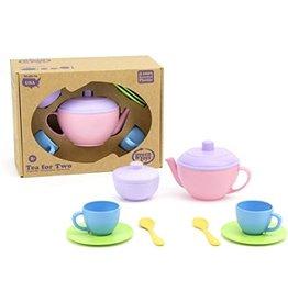 GT Tea Set pink 2+