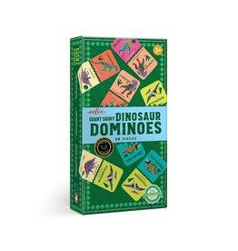 eeBoo Shiny Dinosaur Dominoes 3+