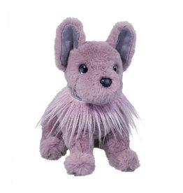 """Douglas Cuddle Toys Lilac French Bulldog 20"""""""