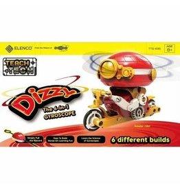Teach Tech Dizzy 6 in 1 Gyroscope