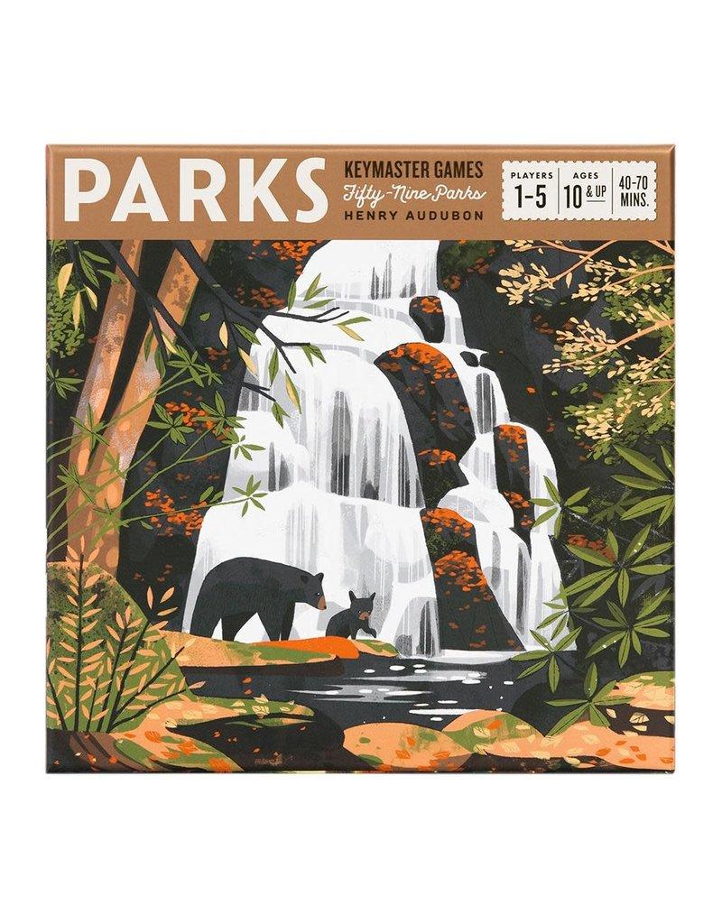 Keymaster Parks 10+