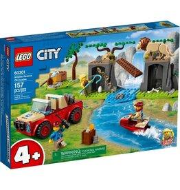 LEGO LEGO City Wildlife Rescue Off Roader 4+