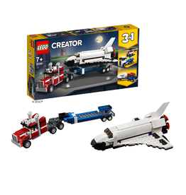 LEGO LEGO Creator 3 in 1 Space Shuttle 8+
