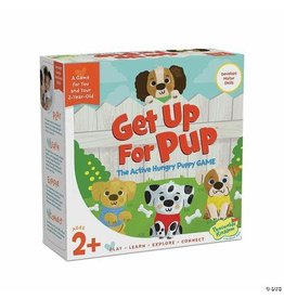 Peaceable Kingdom Get Up For Pup 2+