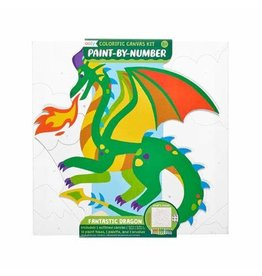 ooly Colorific Canvas Kit Paint by Number