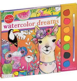 Klutz Klutz Watercolor Dreams
