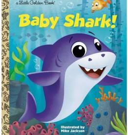Baby Shark - Golden Book