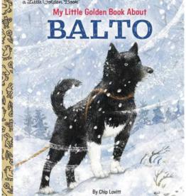 Balto - Golden Book
