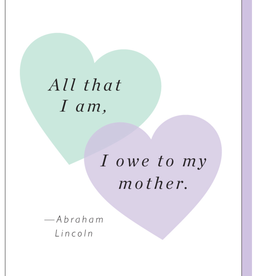Mother's Day Lincoln Quote