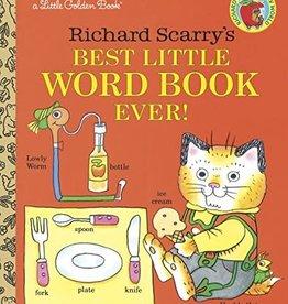 Best Word Book - Golden Book