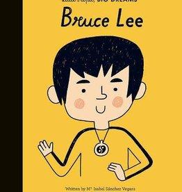 Bruce Lee - Little People Big Dreams Hardcover