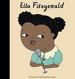 Ella Fitzgerald - Little People Big Dreams Hardcover