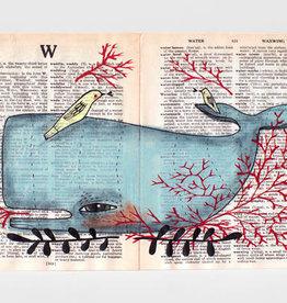 Coral Hunt - Postcard